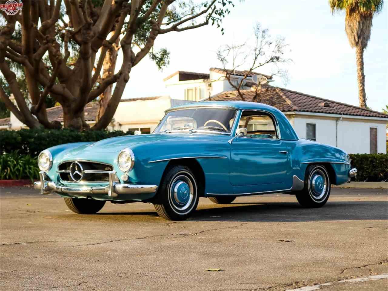 1958 mercedes benz 190 for sale cc 1043242 for Mercedes benz marina del rey