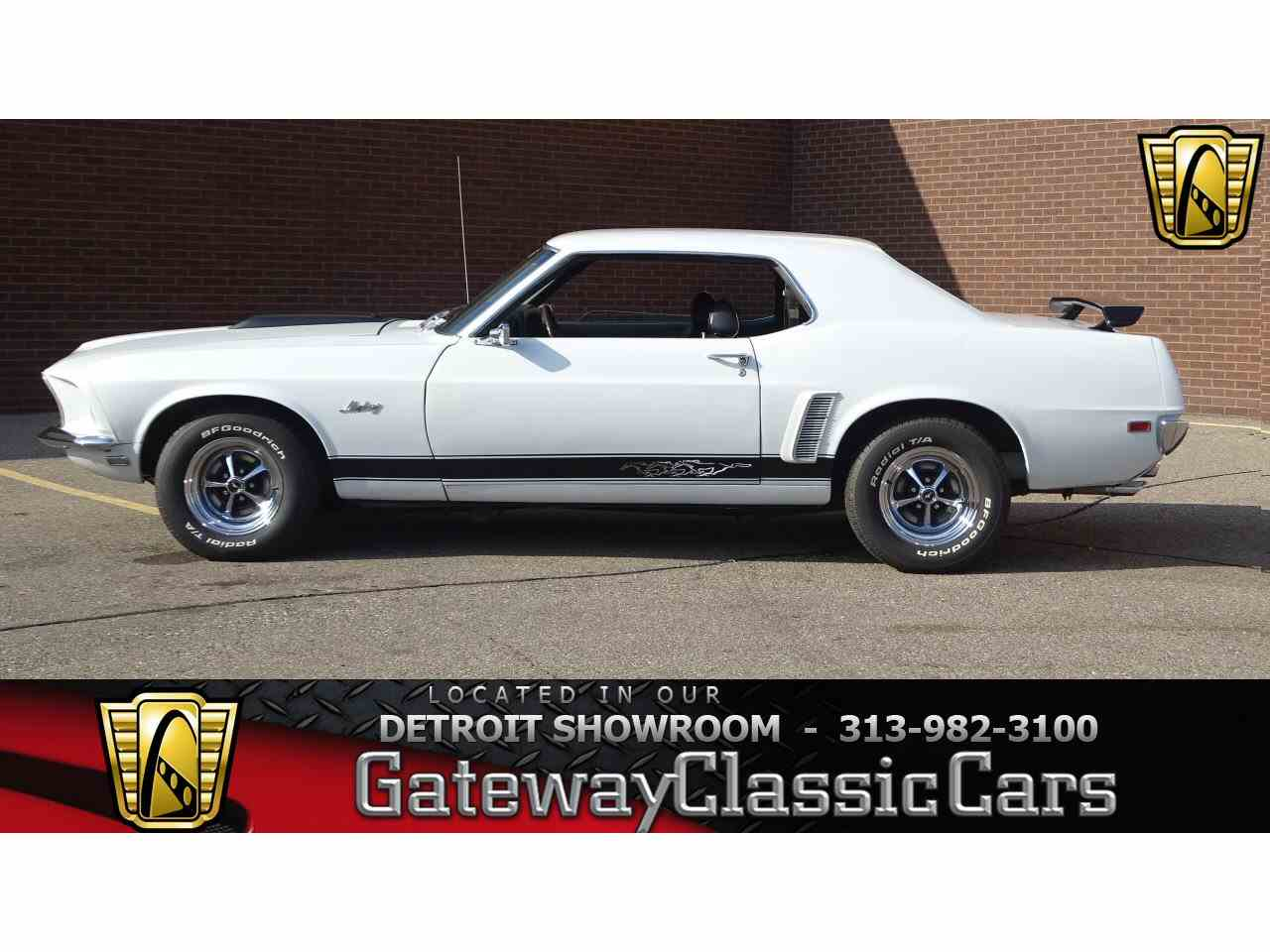 1969 Ford Mustang for Sale | ClassicCars.com | CC-1043248