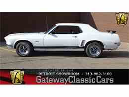 Picture of Classic 1969 Mustang located in Michigan - $16,995.00 Offered by Gateway Classic Cars - Detroit - MCZ4