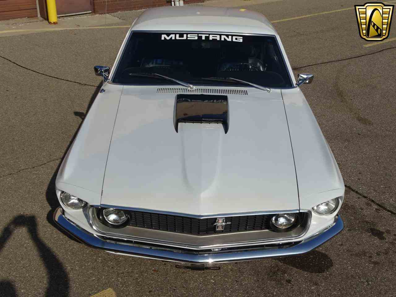 Large Picture of '69 Mustang Offered by Gateway Classic Cars - Detroit - MCZ4