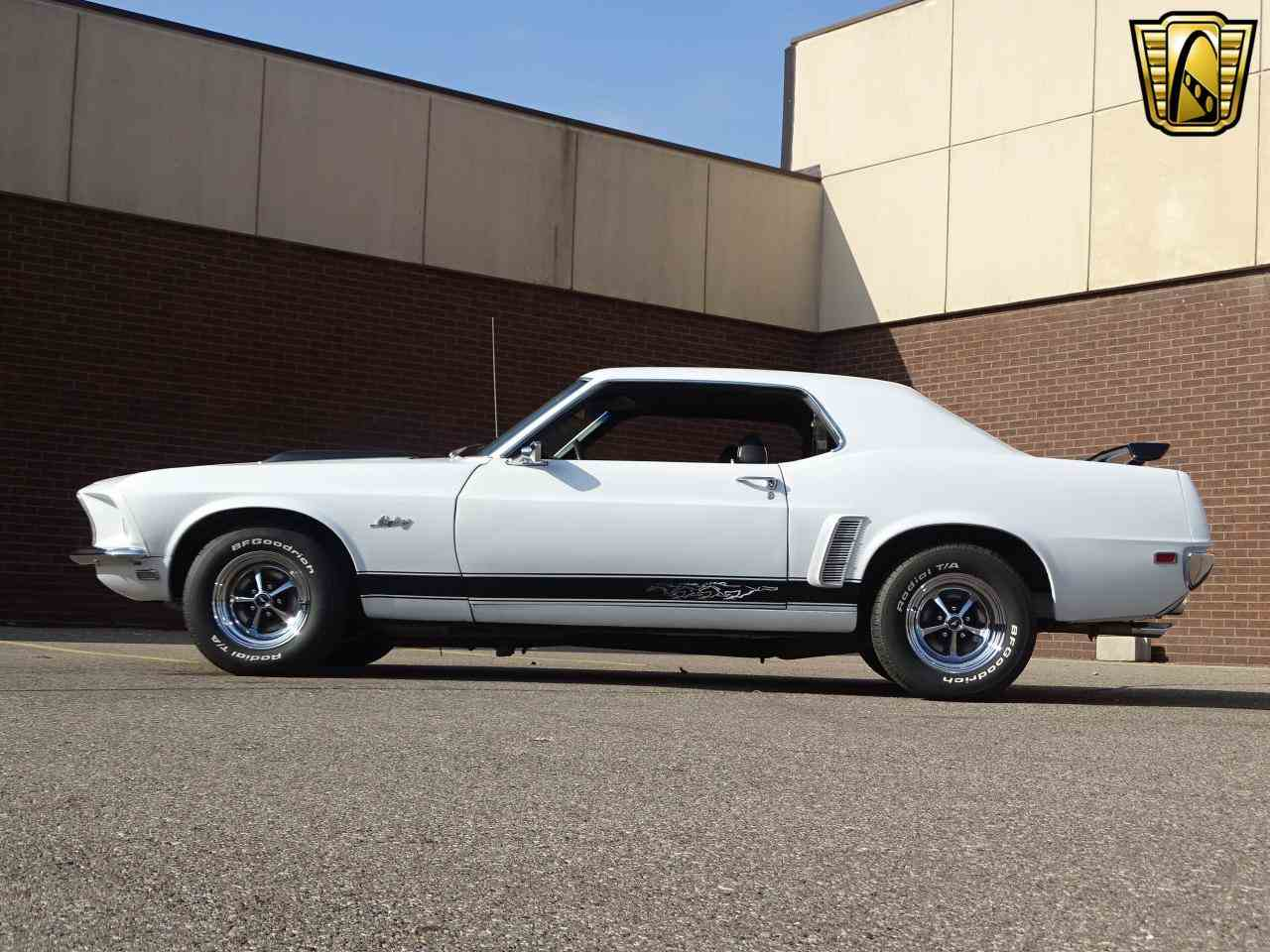 Large Picture of '69 Ford Mustang located in Michigan - $16,995.00 Offered by Gateway Classic Cars - Detroit - MCZ4