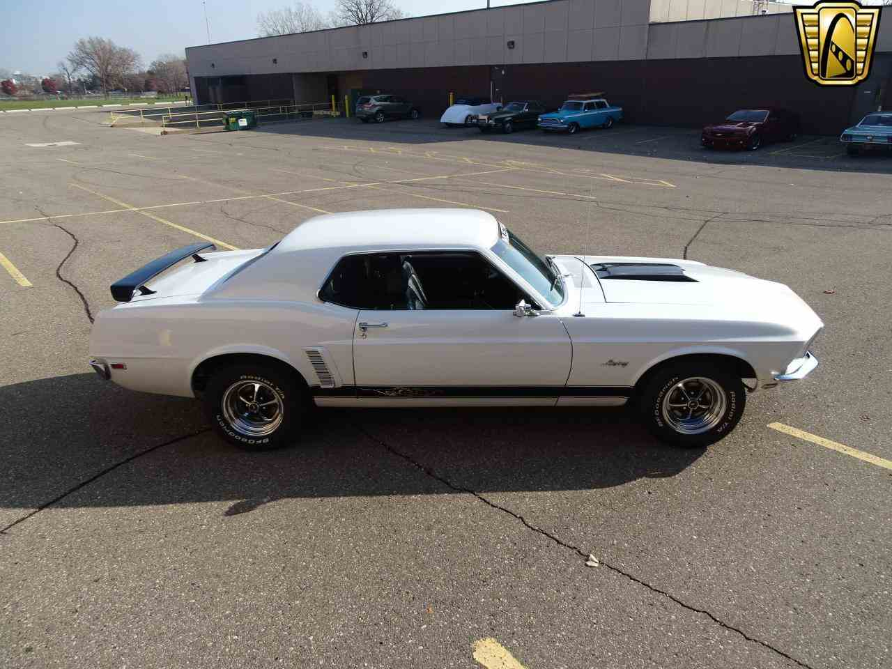 Large Picture of Classic 1969 Mustang - $16,995.00 Offered by Gateway Classic Cars - Detroit - MCZ4