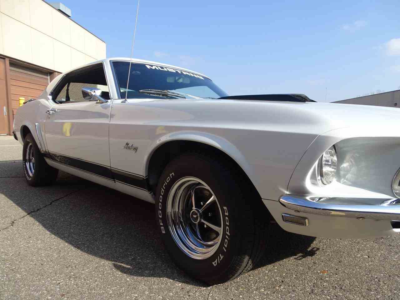 Large Picture of '69 Mustang located in Dearborn Michigan Offered by Gateway Classic Cars - Detroit - MCZ4