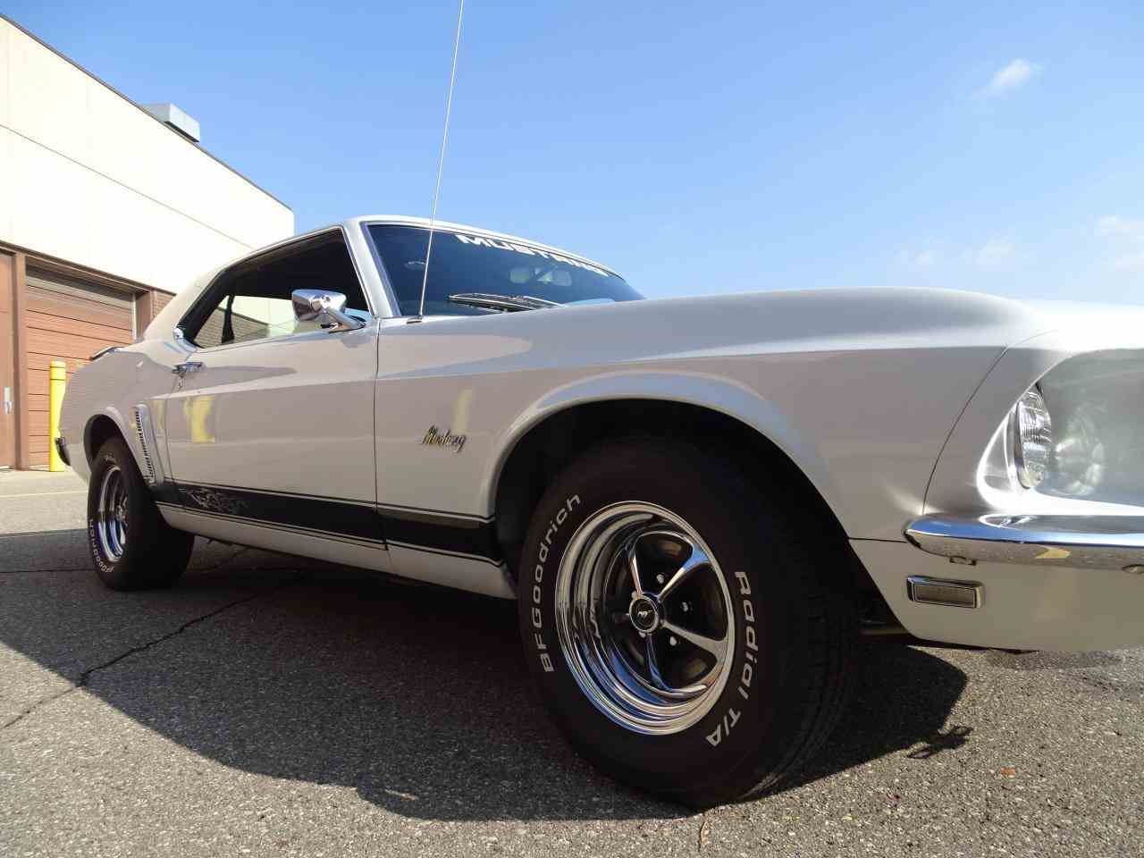 Large Picture of Classic 1969 Mustang located in Michigan - $16,995.00 - MCZ4