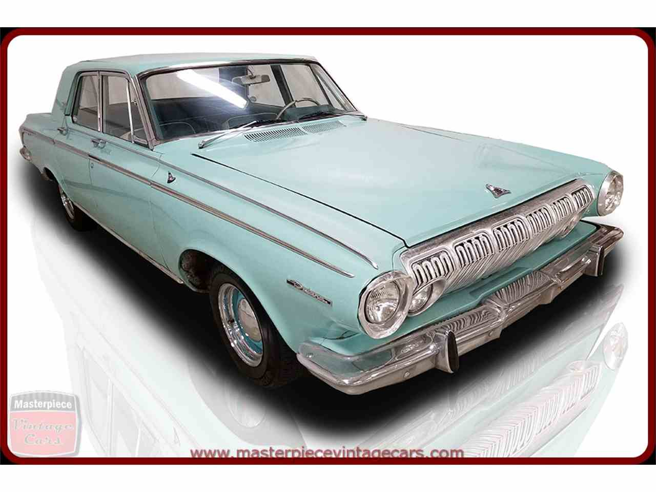1963 Dodge Polara for Sale | ClicCars.com | CC-1040326