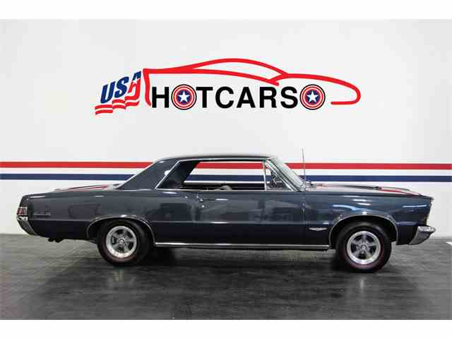 Picture of Classic 1965 Pontiac GTO - $39,995.00 Offered by  - MCZH