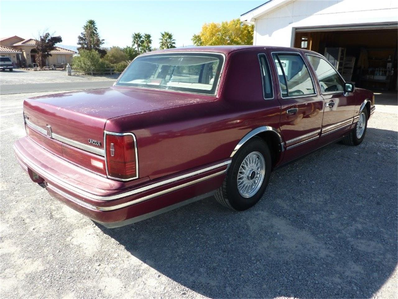 Large Picture of 1991 Town Car located in California - $1,999.00 - MD0S