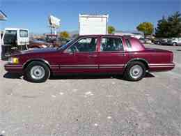Picture of '91 Lincoln Town Car located in California - $1,999.00 Offered by WDC Global Exports - MD0S