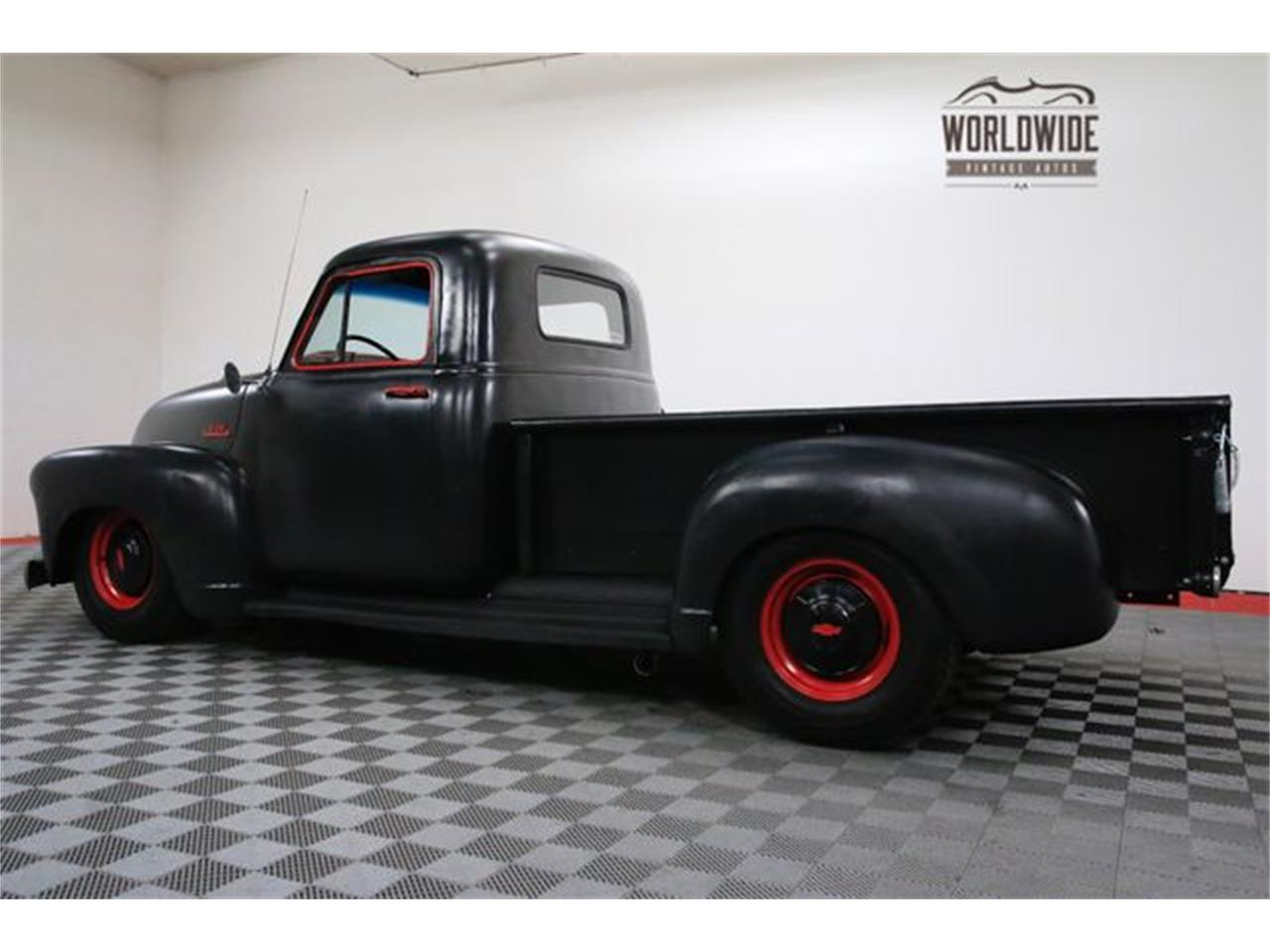 Large Picture of Classic '54 Chevrolet 3600 located in Denver  Colorado - $21,900.00 Offered by Worldwide Vintage Autos - MD0W