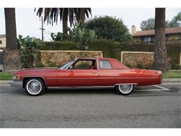 Picture of 1975 Cadillac Coupe DeVille - $19,500.00 - MD15