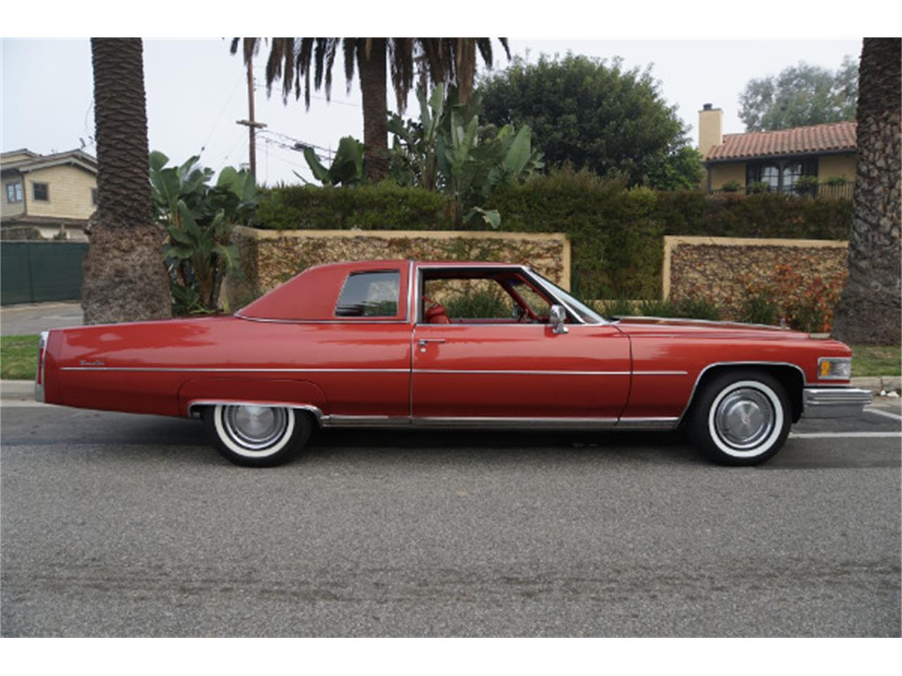 Large Picture of '75 Cadillac Coupe DeVille located in California Offered by West Coast Classics - MD15