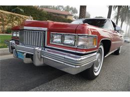Picture of 1975 Cadillac Coupe DeVille Offered by West Coast Classics - MD15