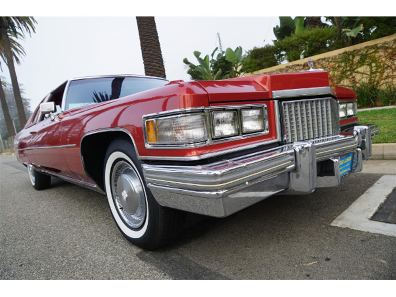 Large Picture of '75 Coupe DeVille located in California - $19,500.00 Offered by West Coast Classics - MD15