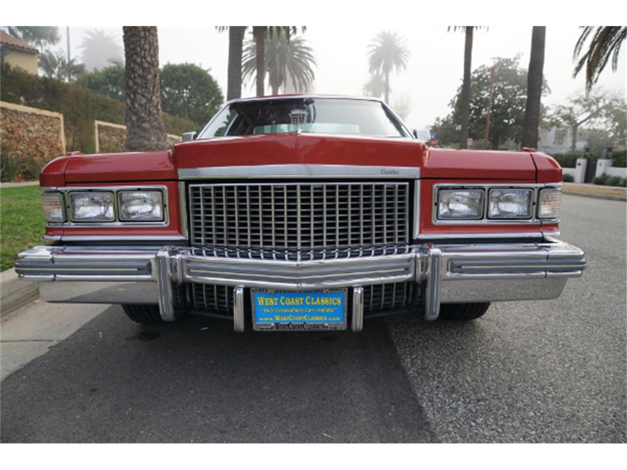Large Picture of 1975 Cadillac Coupe DeVille - MD15