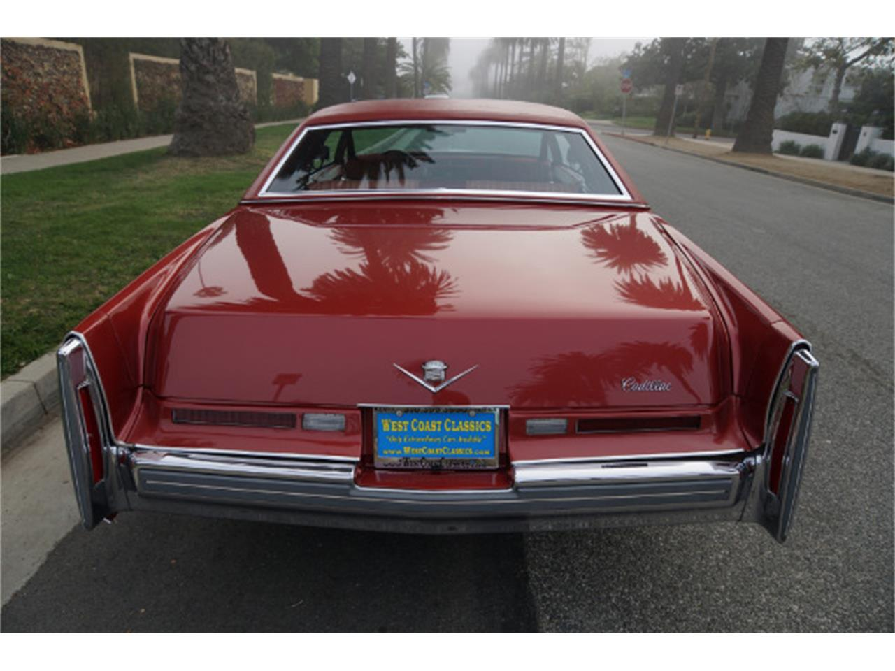 Large Picture of 1975 Coupe DeVille located in California - MD15