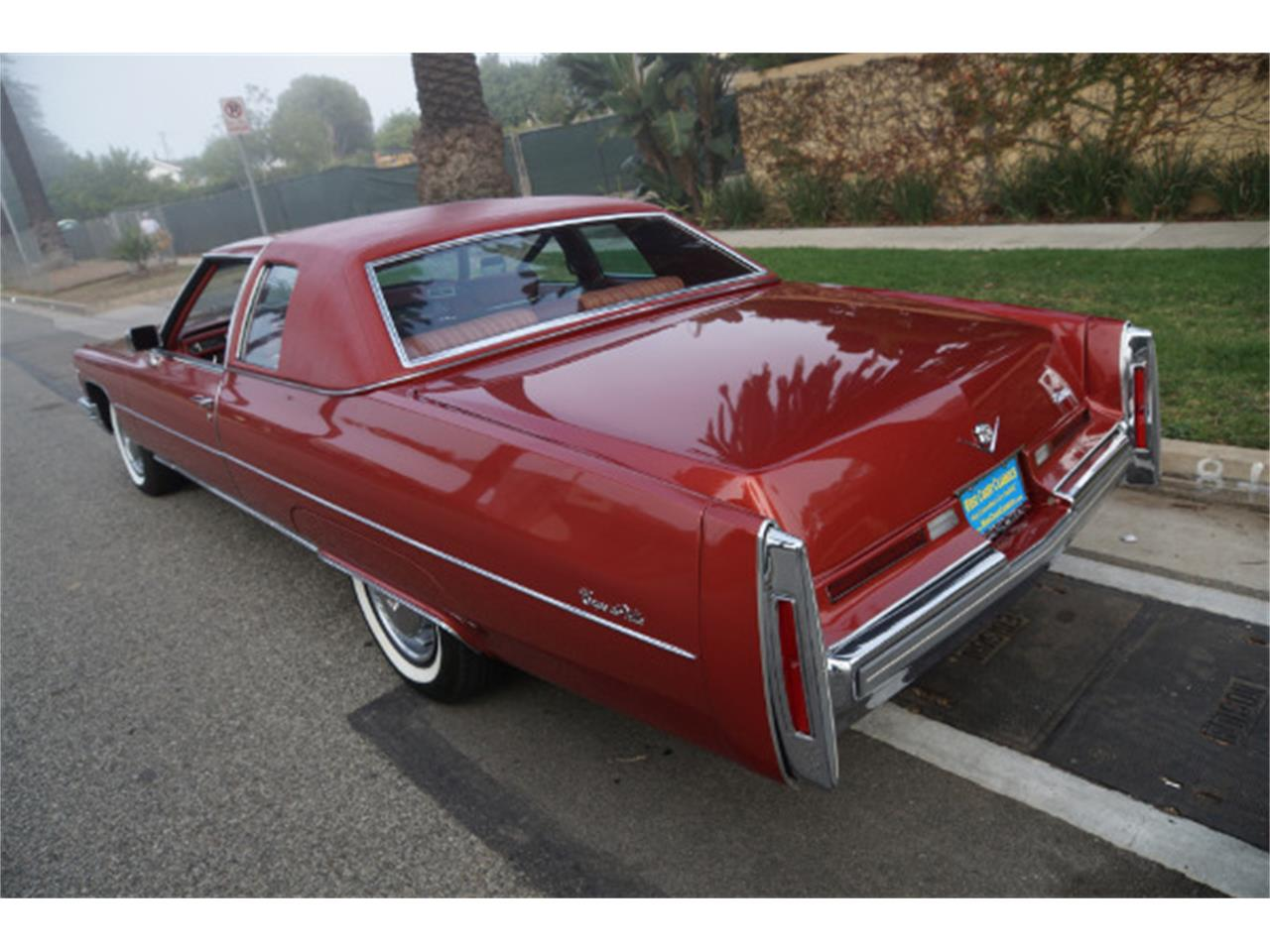 Large Picture of '75 Cadillac Coupe DeVille - $19,500.00 Offered by West Coast Classics - MD15