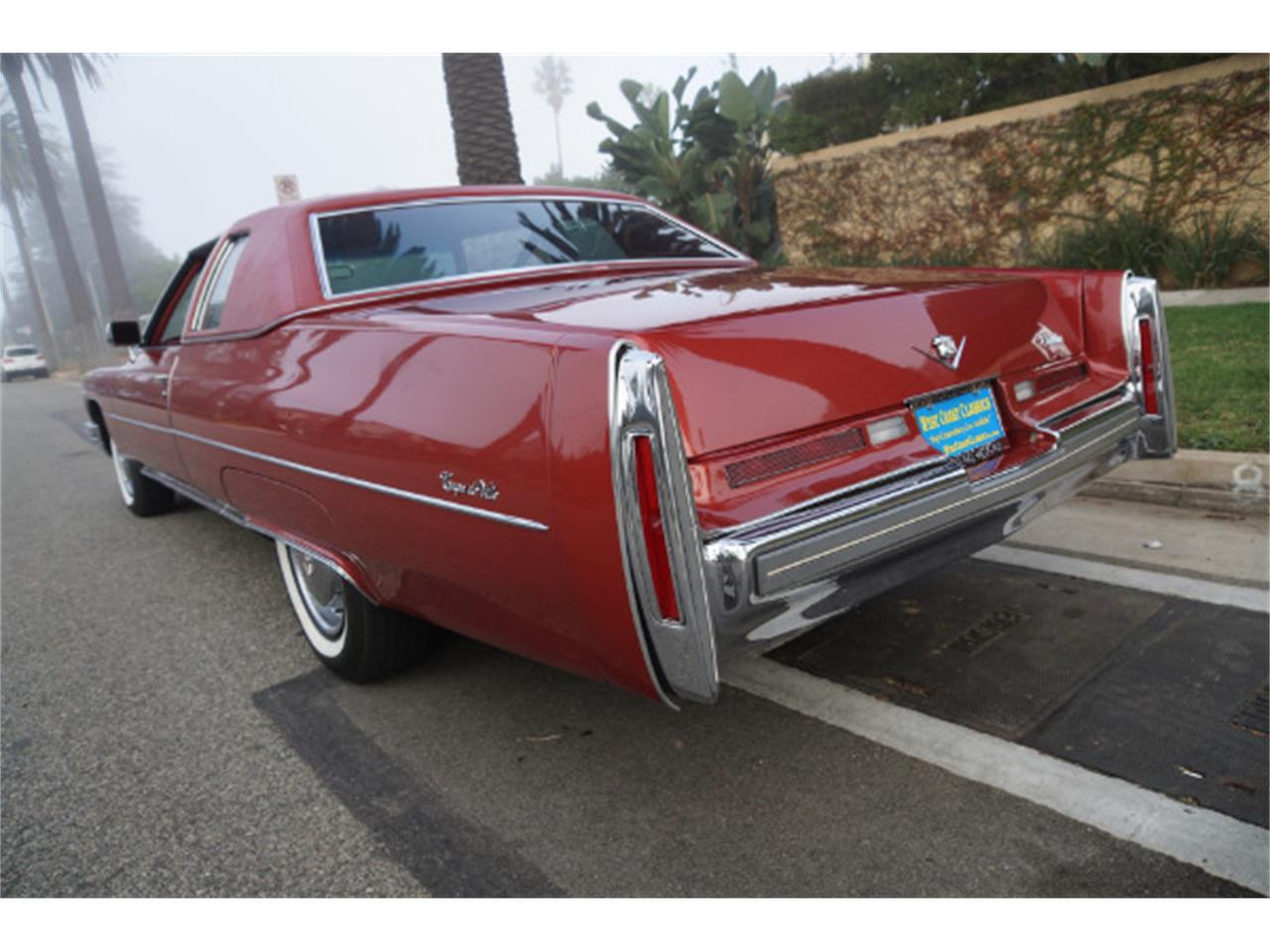 Large Picture of '75 Coupe DeVille located in California - $19,500.00 - MD15