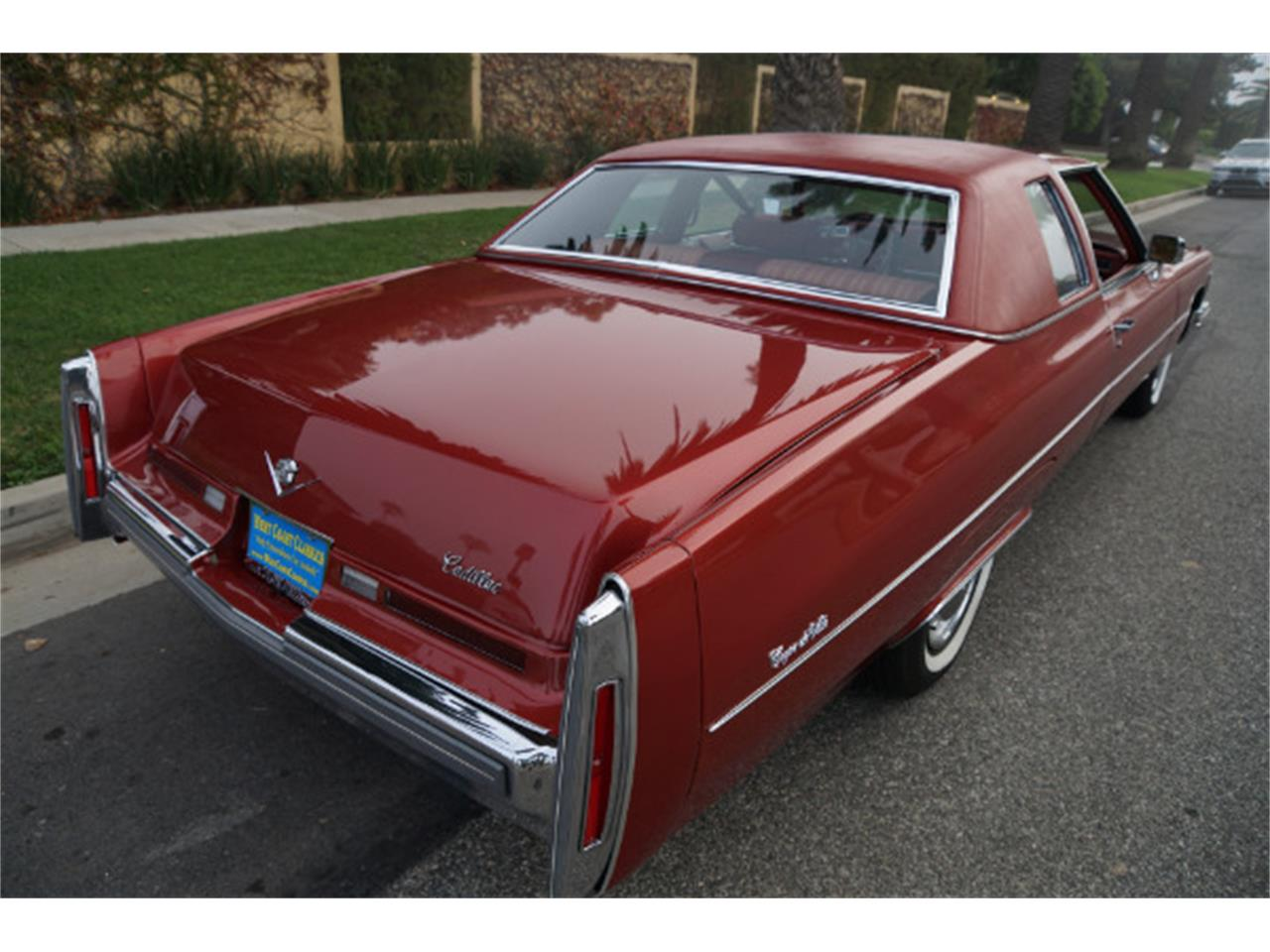 Large Picture of 1975 Coupe DeVille located in California - $19,500.00 - MD15