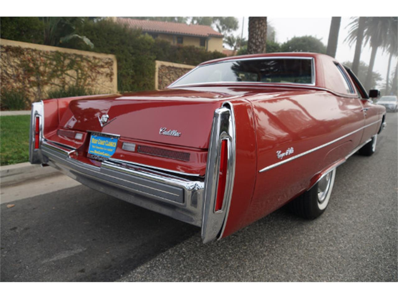 Large Picture of '75 Coupe DeVille located in Santa Monica California - $19,500.00 - MD15