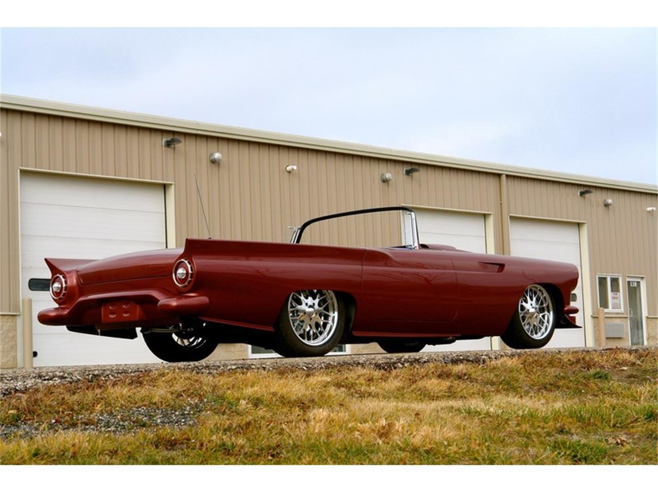 Large Picture of '57 Thunderbird - MD1F