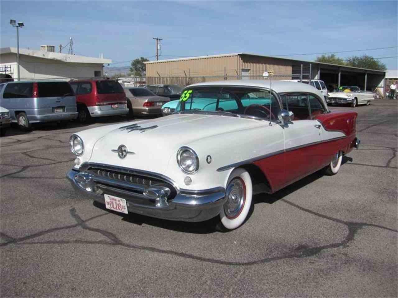 1955 oldsmobile super 88 for sale cc 1043354. Black Bedroom Furniture Sets. Home Design Ideas