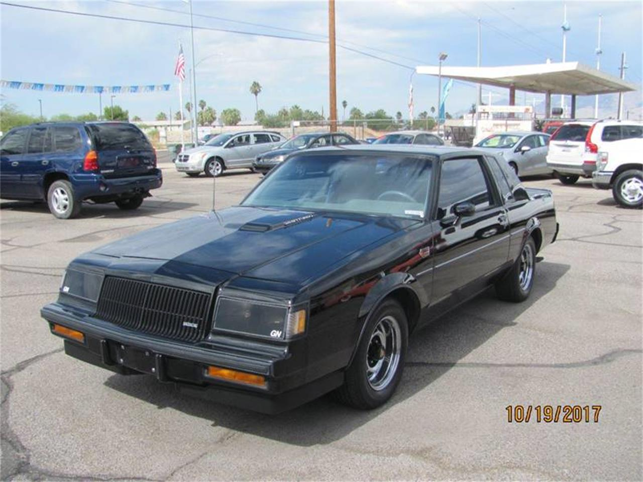 Large Picture of '87 Grand National located in Arizona - MD29
