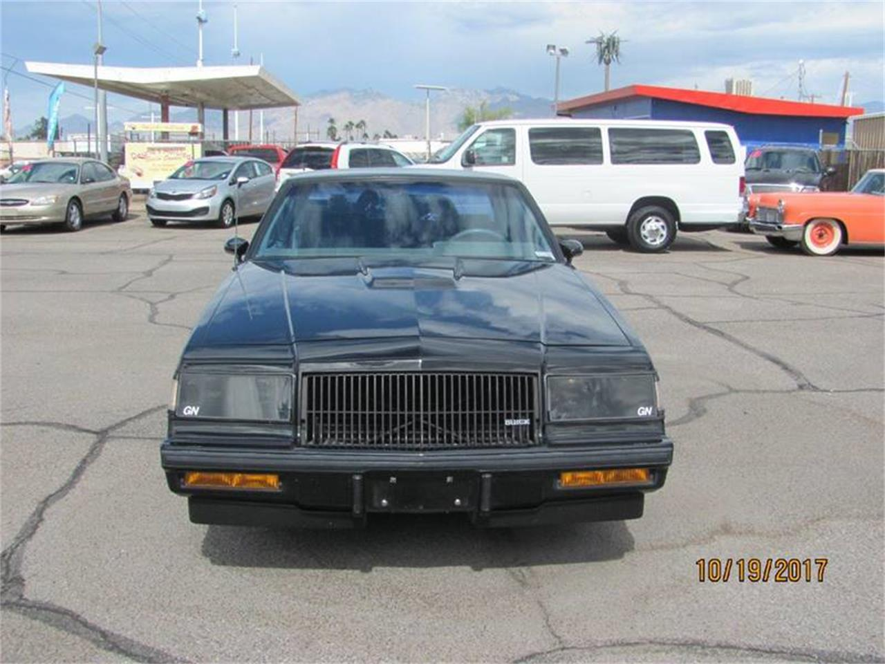 Large Picture of 1987 Buick Grand National located in Tucson Arizona Offered by Suburban Motors - MD29