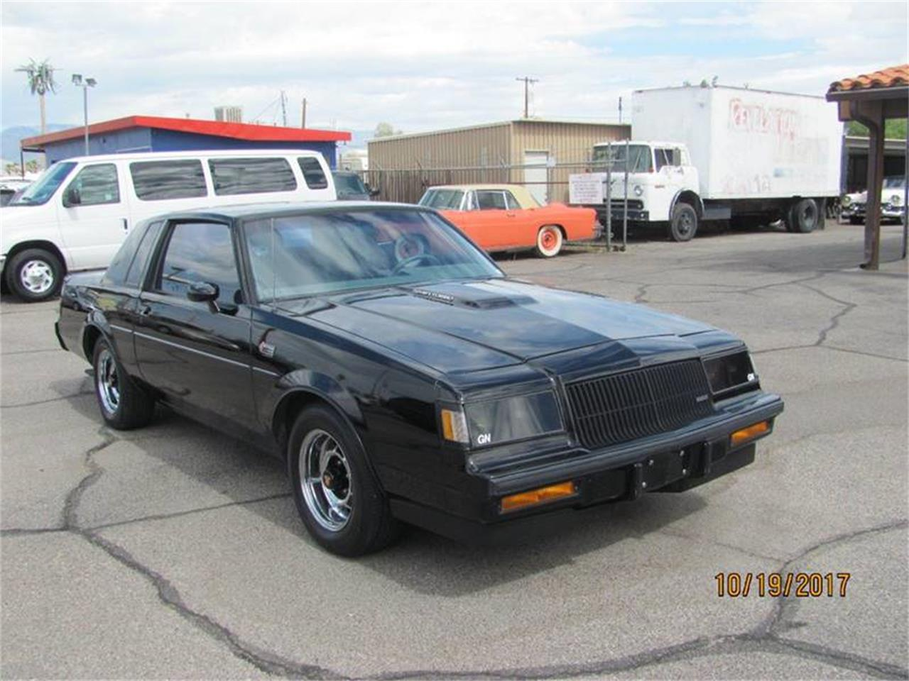 Large Picture of '87 Grand National Offered by Suburban Motors - MD29