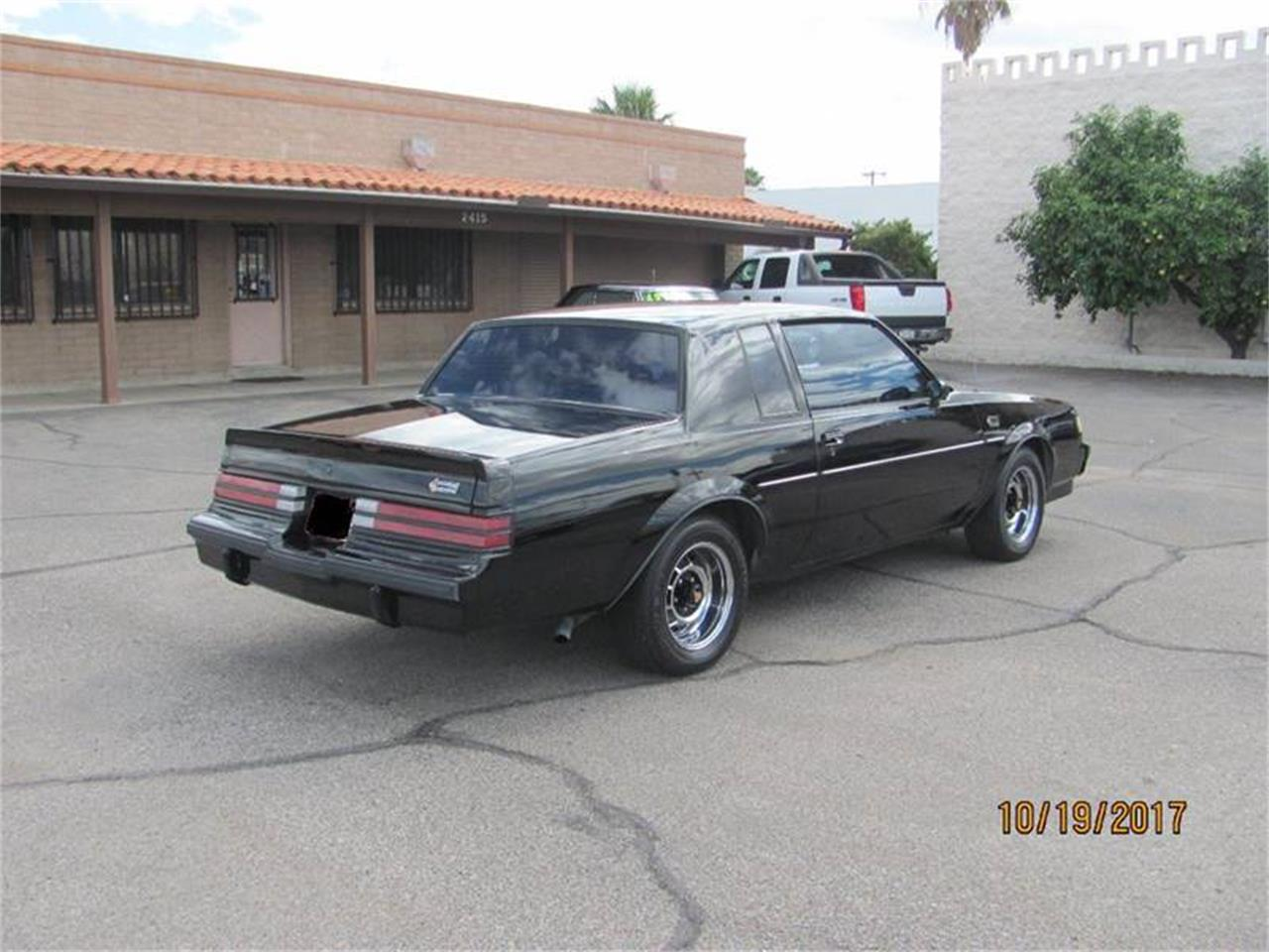 Large Picture of '87 Grand National located in Arizona - $34,995.00 Offered by Suburban Motors - MD29