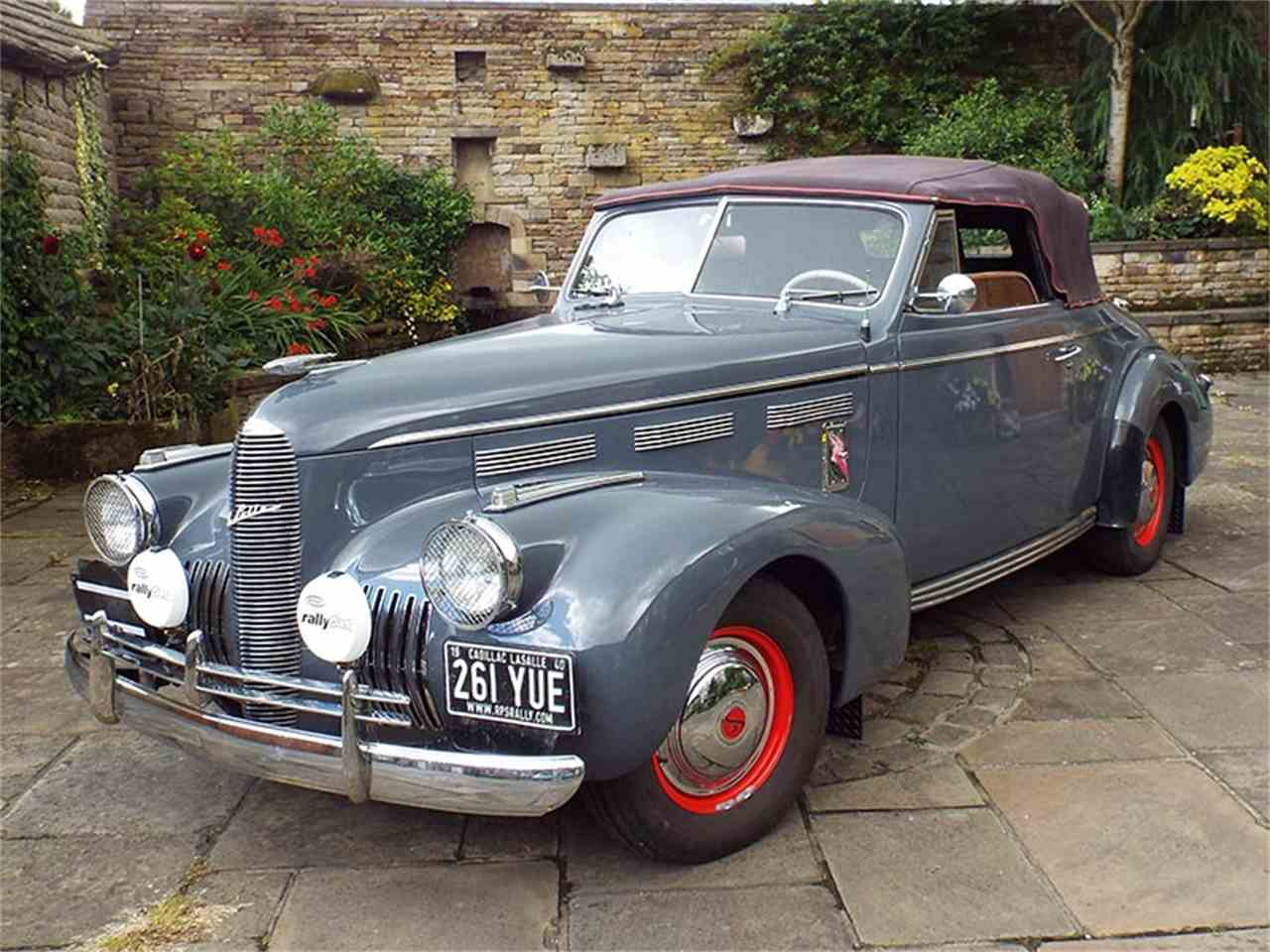 1940 Cadillac LaSalle for Sale | ClassicCars.com | CC-1043364