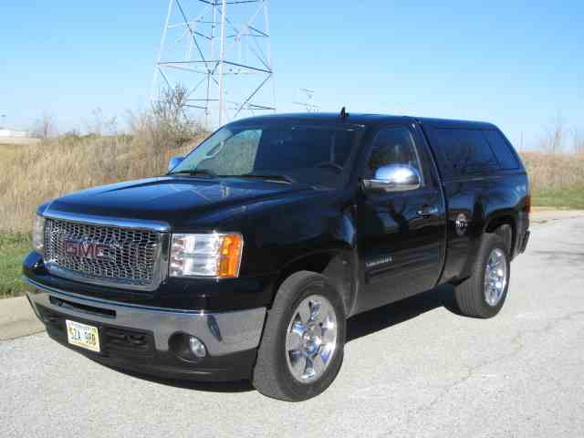 Picture of 2011 GMC Sierra - MD2Y