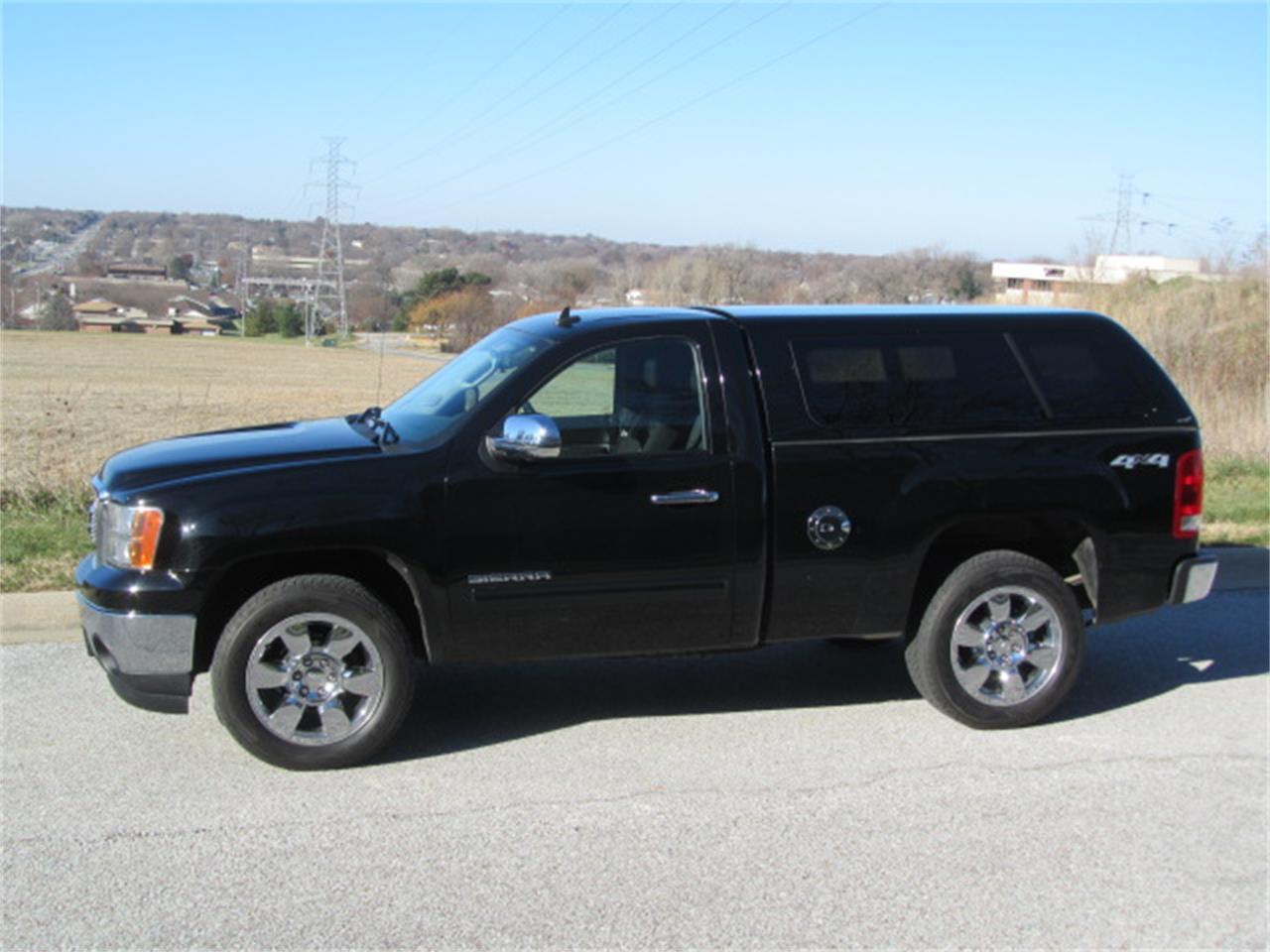 Large Picture of 2011 Sierra - MD2Y