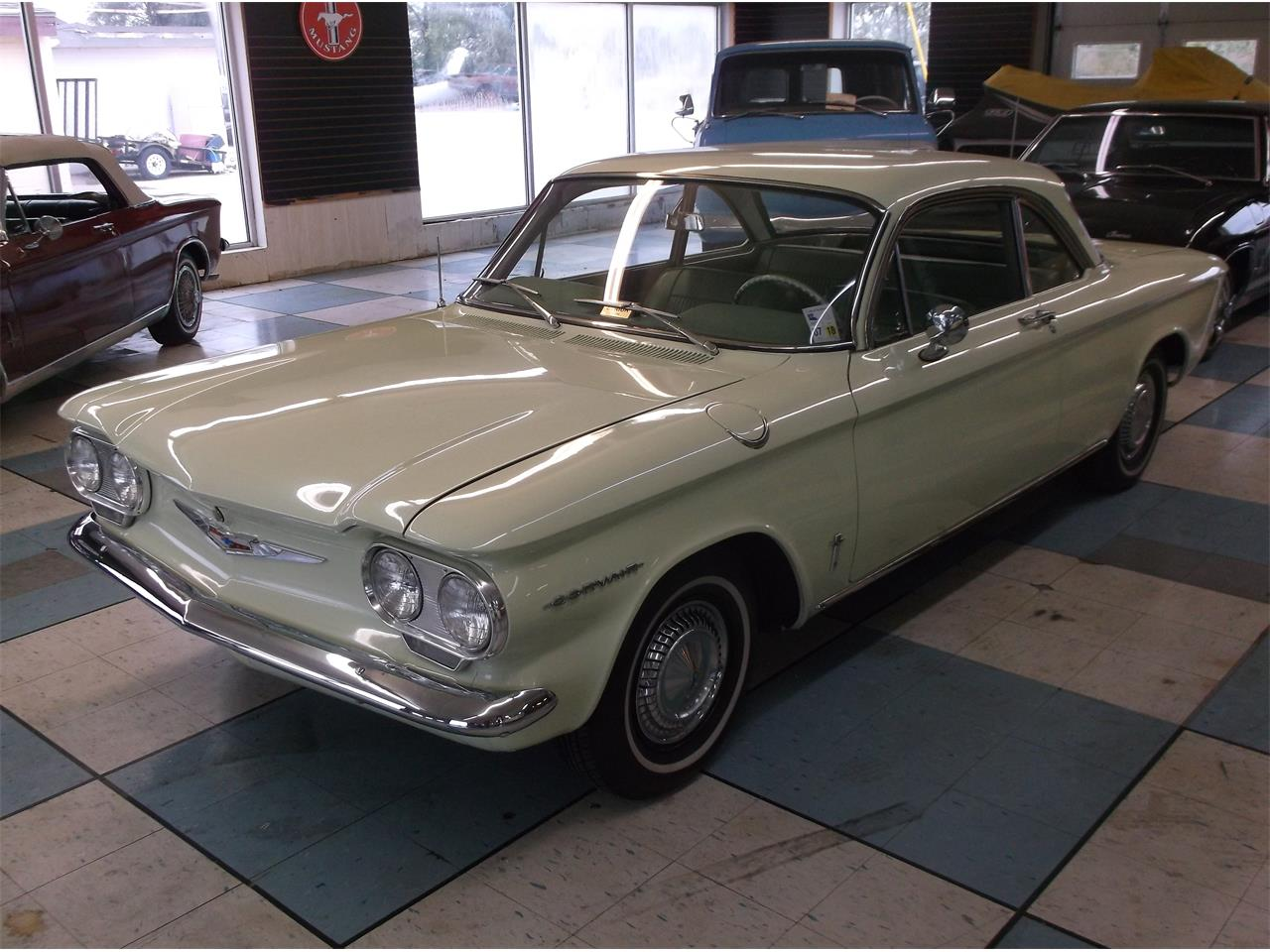 Large Picture of '60 Corvair - MD35