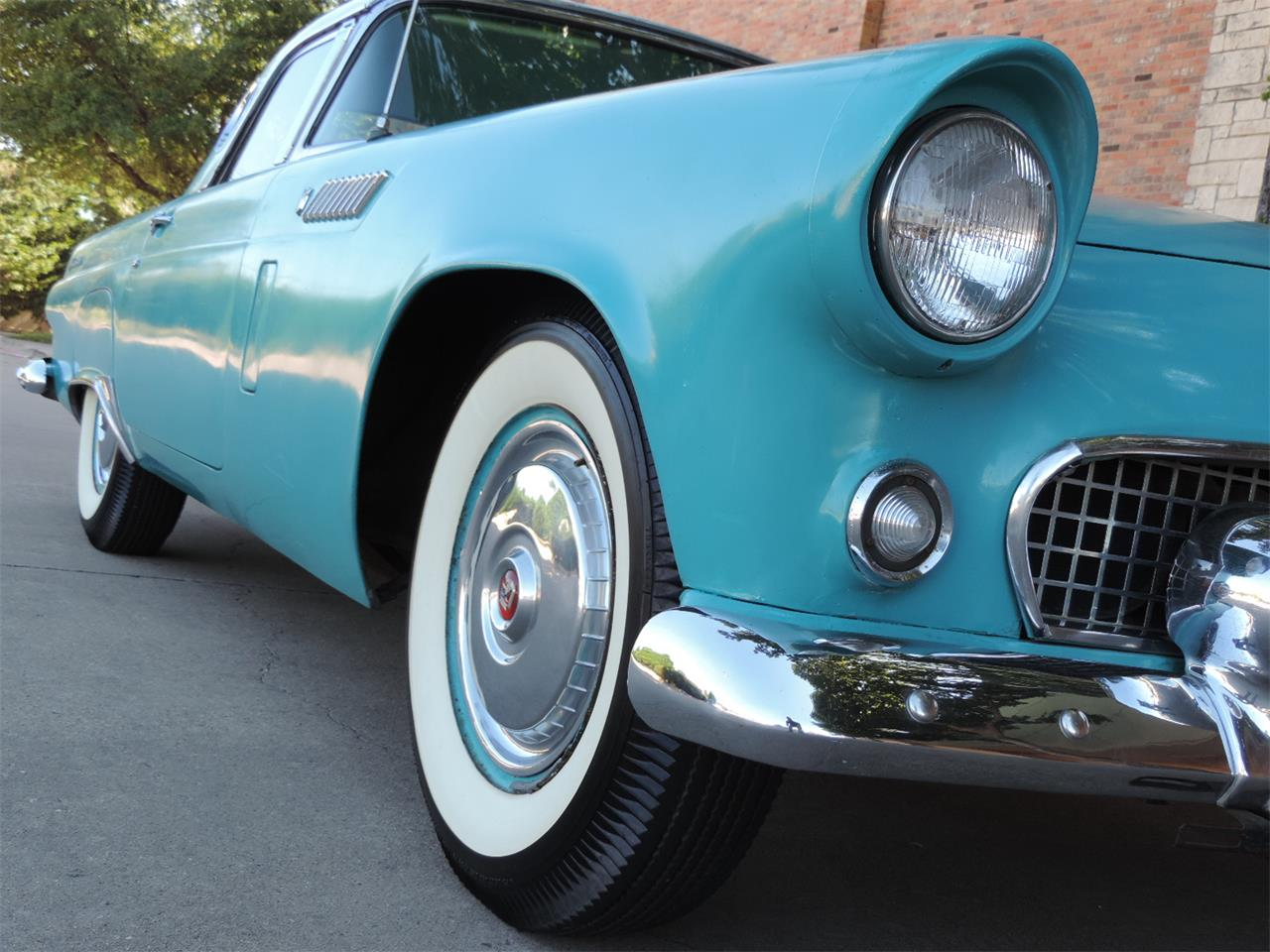 Large Picture of '56 Thunderbird - MD3K