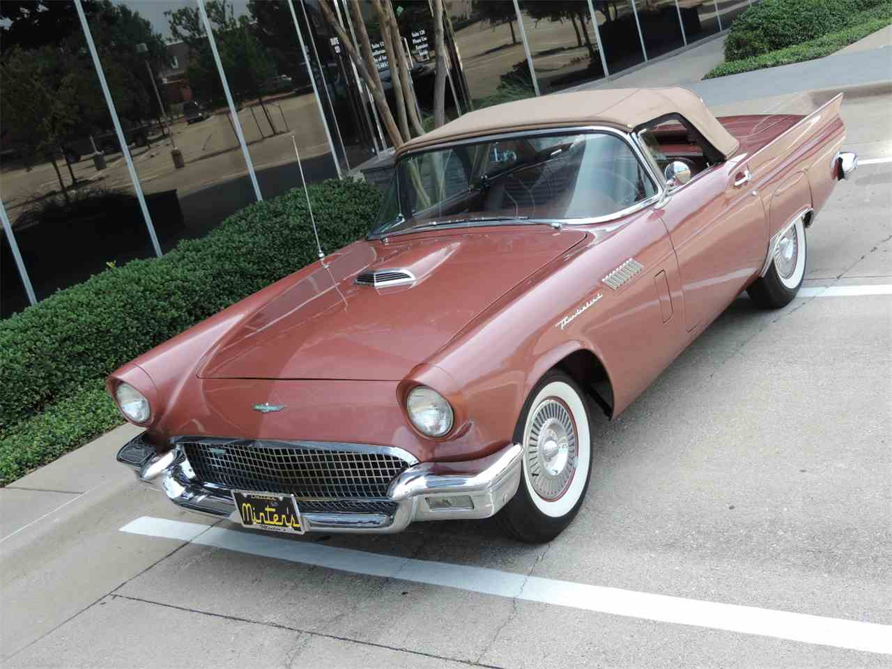 Large Picture of Classic '57 Thunderbird located in Dallas Texas - $69,500.00 - MD3L