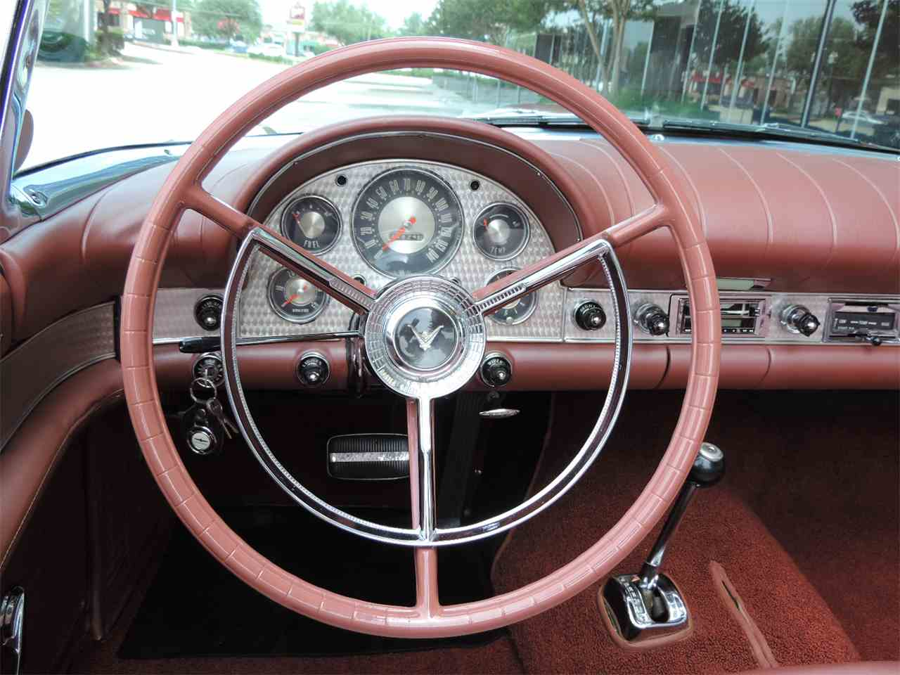 Large Picture of Classic '57 Thunderbird Offered by Amos Minter's Thunderbirds - MD3L