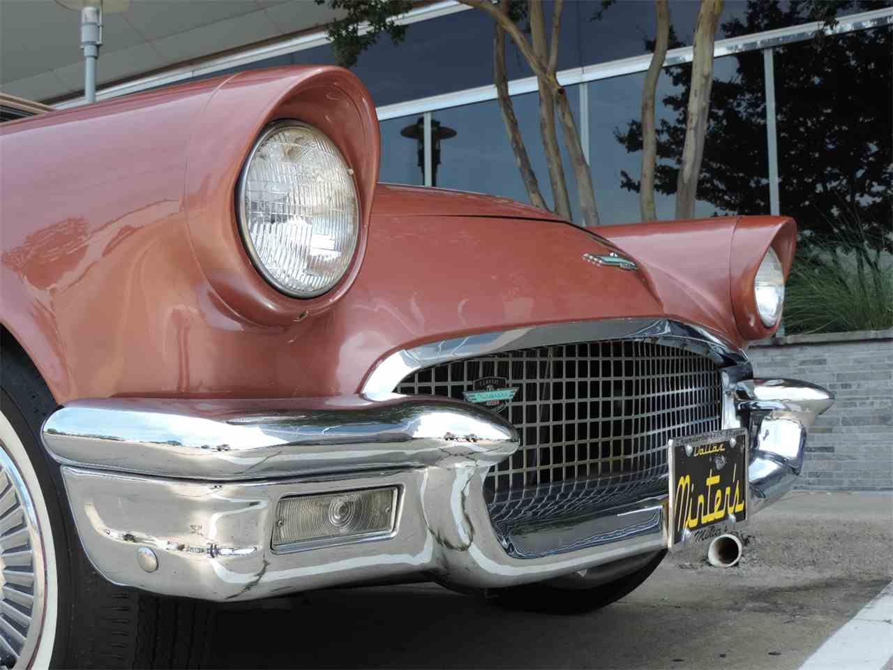 Large Picture of Classic 1957 Thunderbird Offered by Amos Minter's Thunderbirds - MD3L