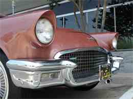 Picture of Classic '57 Ford Thunderbird located in Dallas Texas Offered by Amos Minter's Thunderbirds - MD3L