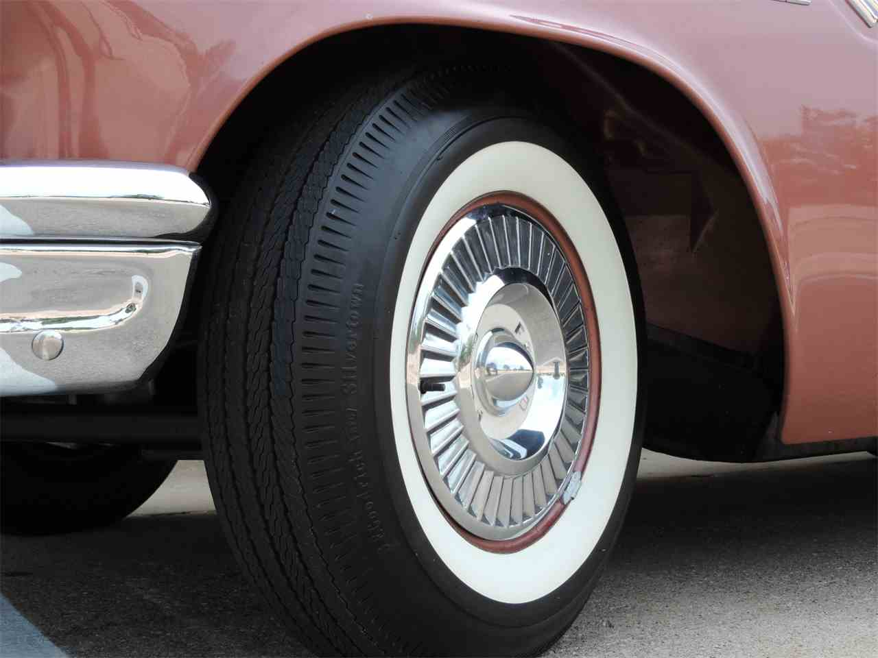 Large Picture of Classic '57 Ford Thunderbird located in Texas Offered by Amos Minter's Thunderbirds - MD3L