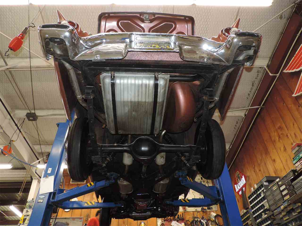 Large Picture of 1957 Ford Thunderbird located in Texas - MD3L