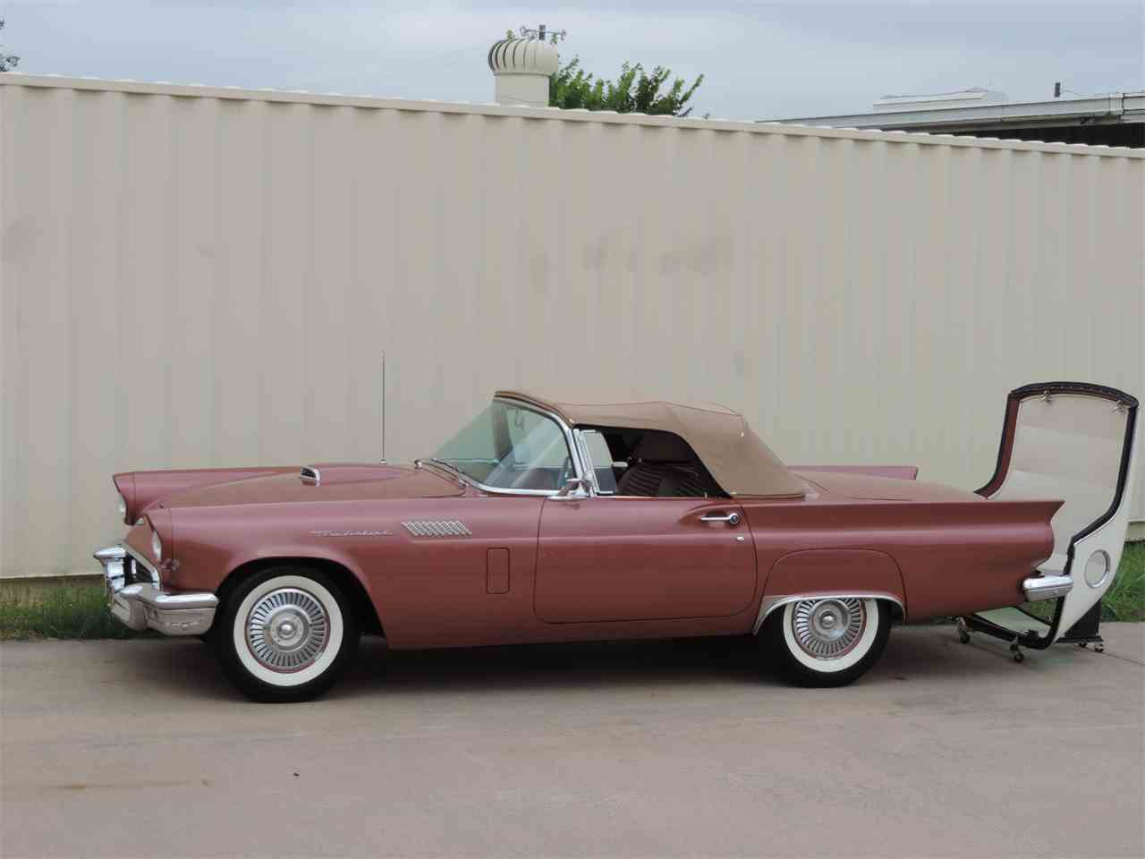 Large Picture of '57 Ford Thunderbird located in Texas - $69,500.00 - MD3L