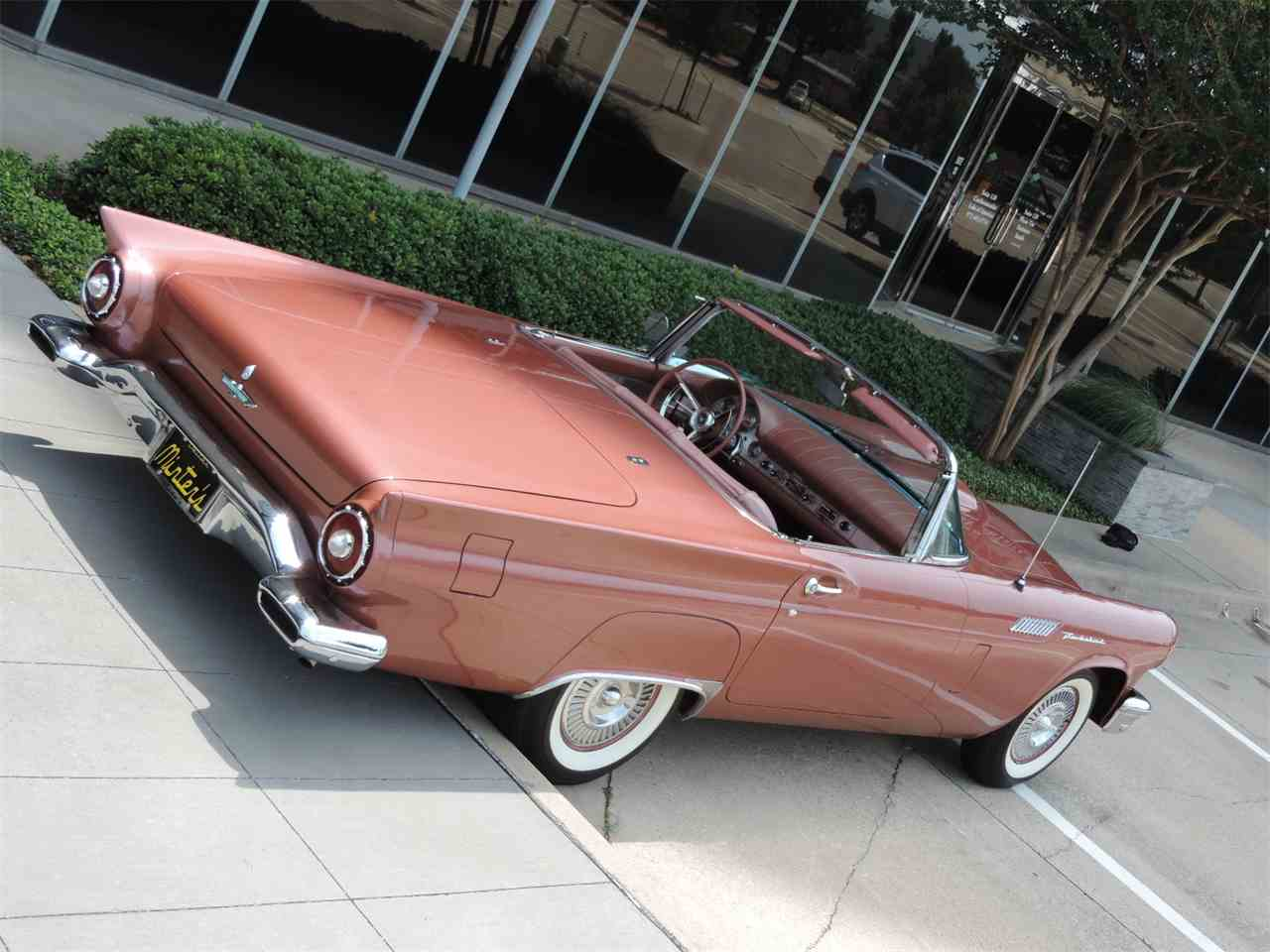 Large Picture of '57 Thunderbird located in Texas - $69,500.00 - MD3L