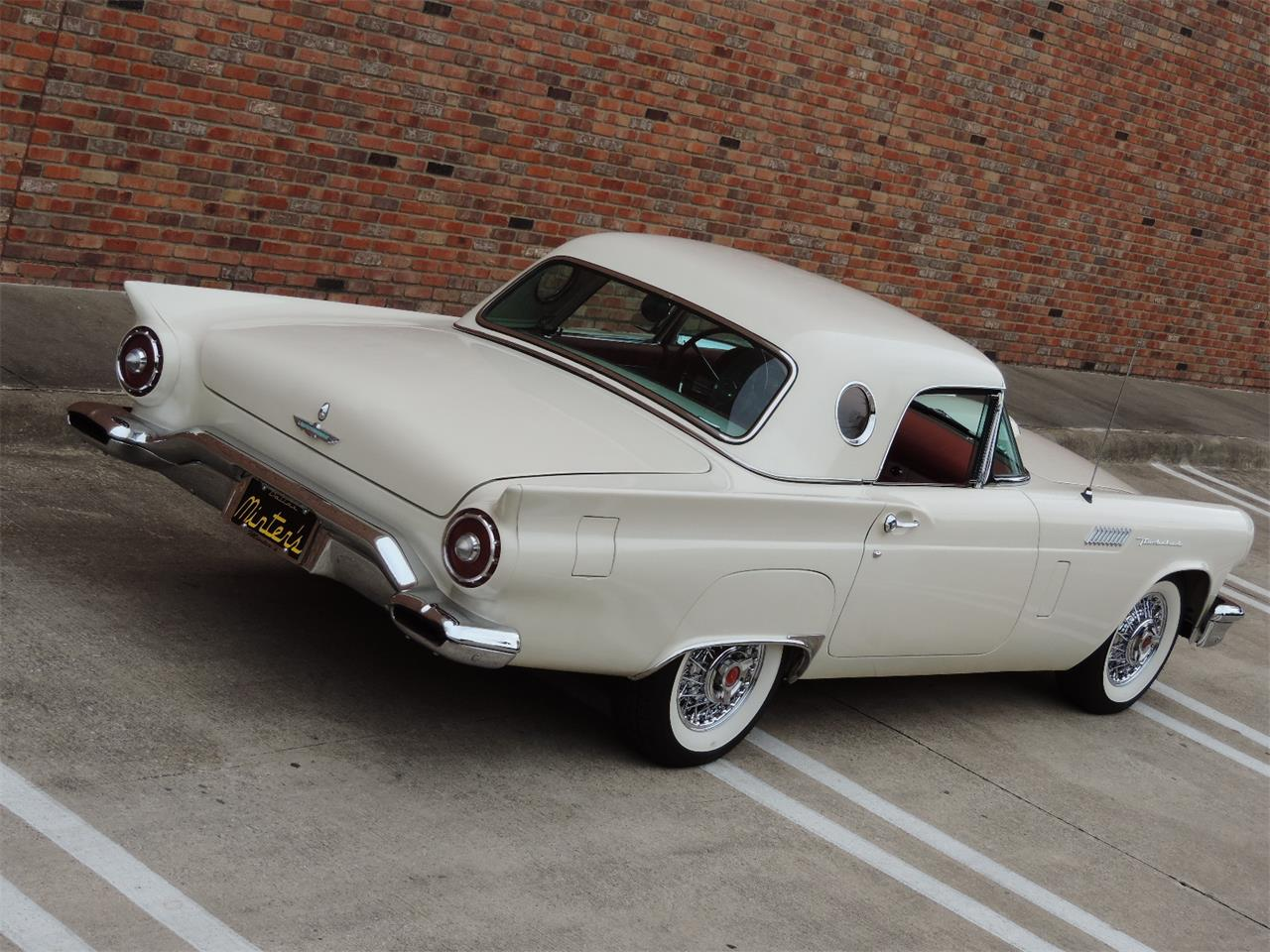 Large Picture of '57 Ford Thunderbird - $79,500.00 Offered by Amos Minter's Thunderbirds - MD3N