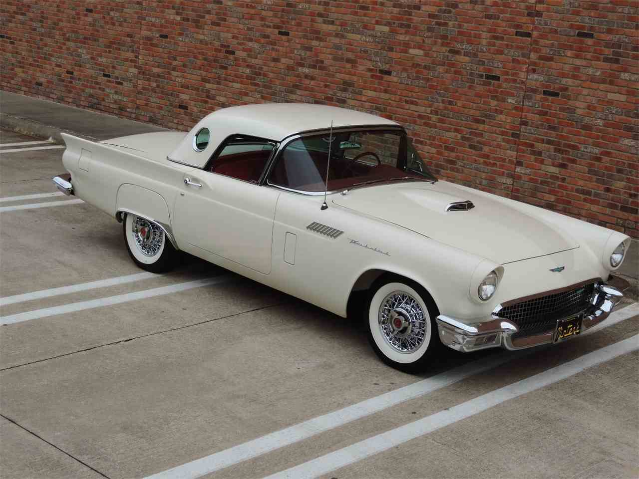 Large Picture of 1957 Ford Thunderbird located in Texas - $79,500.00 - MD3N