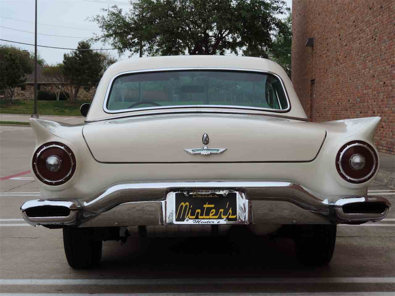 Large Picture of 1957 Ford Thunderbird located in Texas - MD3N