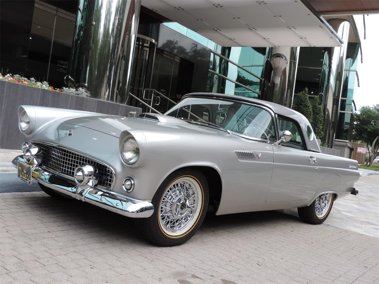 Large Picture of '55 Thunderbird - MD3T