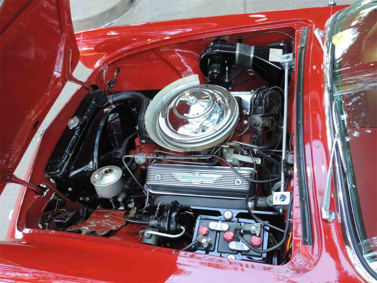 Large Picture of '55 Thunderbird - MD3V