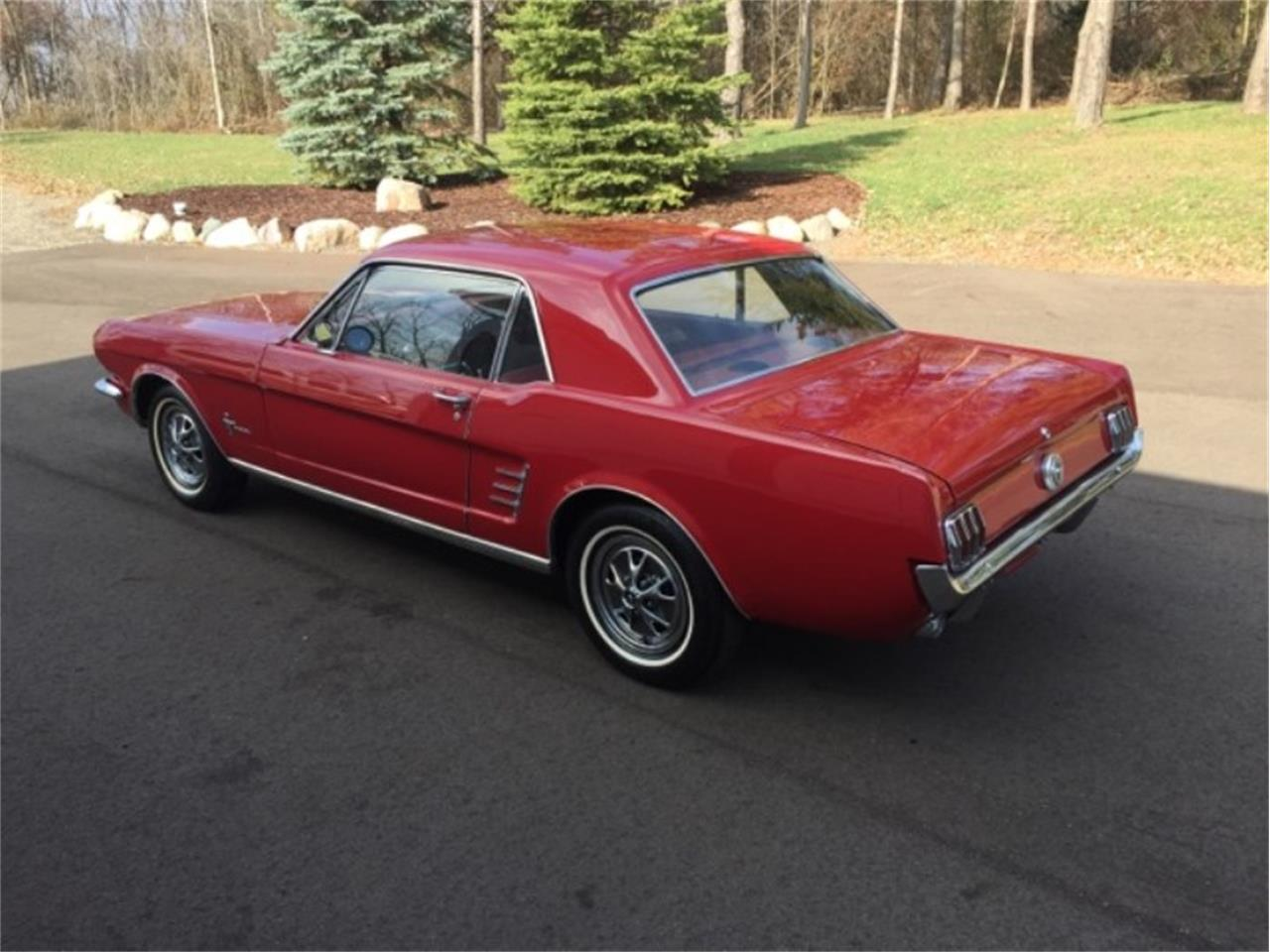 Large Picture of '66 Mustang - MD4A