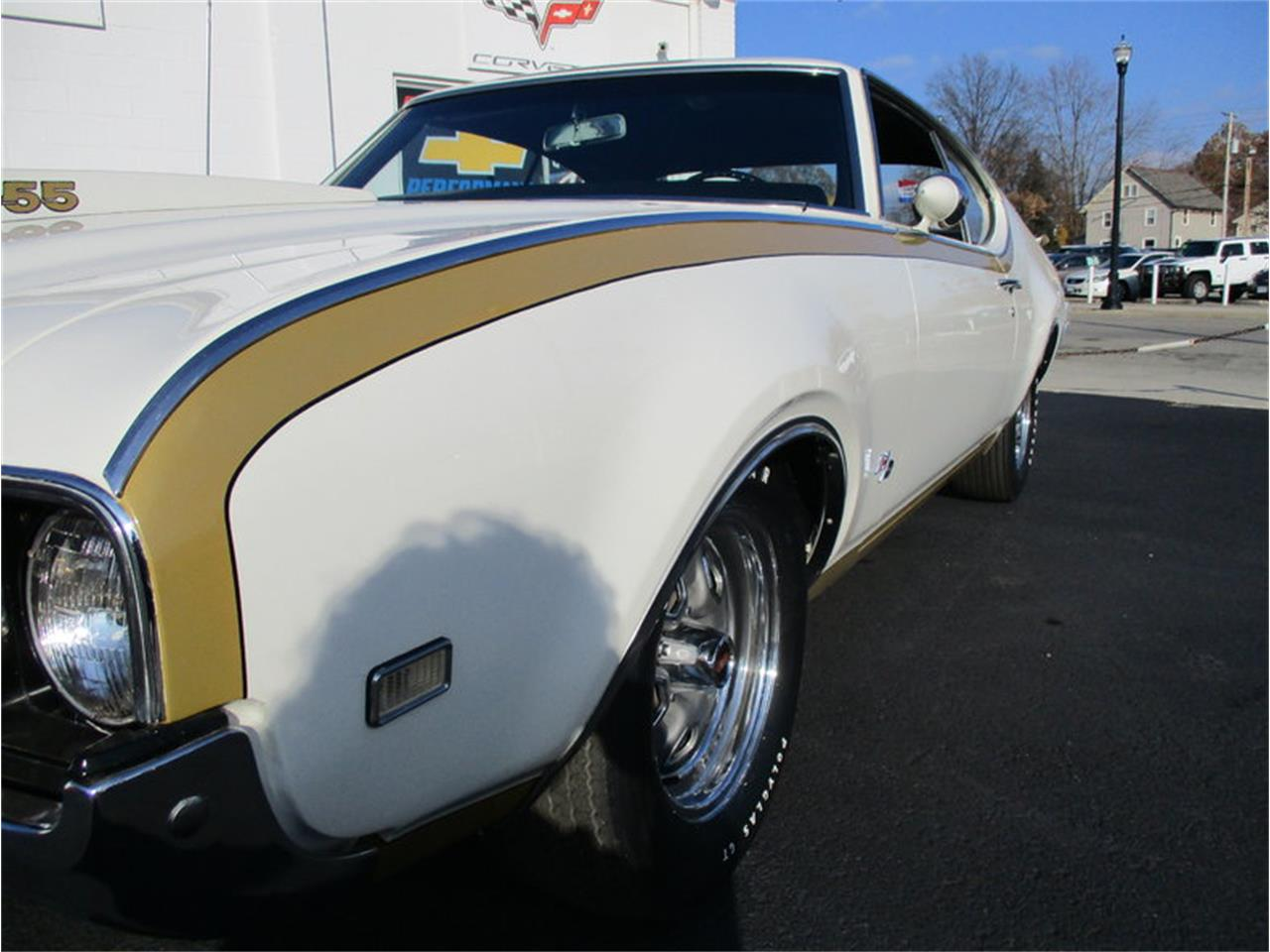 Large Picture of '69 Cutlass - MD4Q