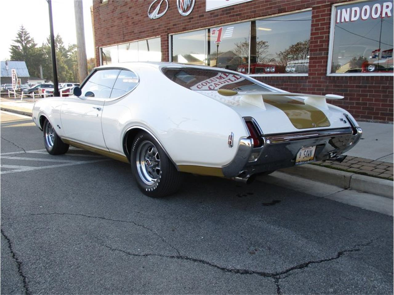 Large Picture of Classic '69 Oldsmobile Cutlass - MD4Q